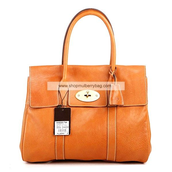 877c58320b0 Mulberry Women s Bayswater Shoulder Bag Light Coffee   Mulberry ...