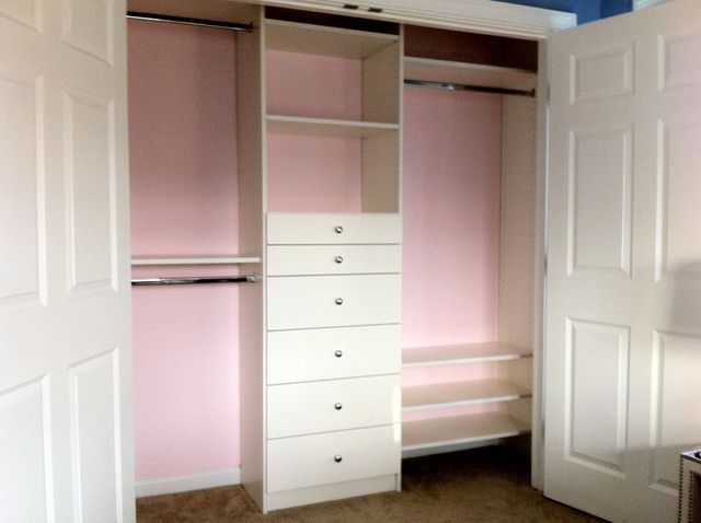 DIY California Closets Kids Closet Butter Yellow And Pink Ideas .
