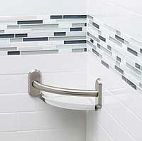 3 Piece Bathroom Mat Set
