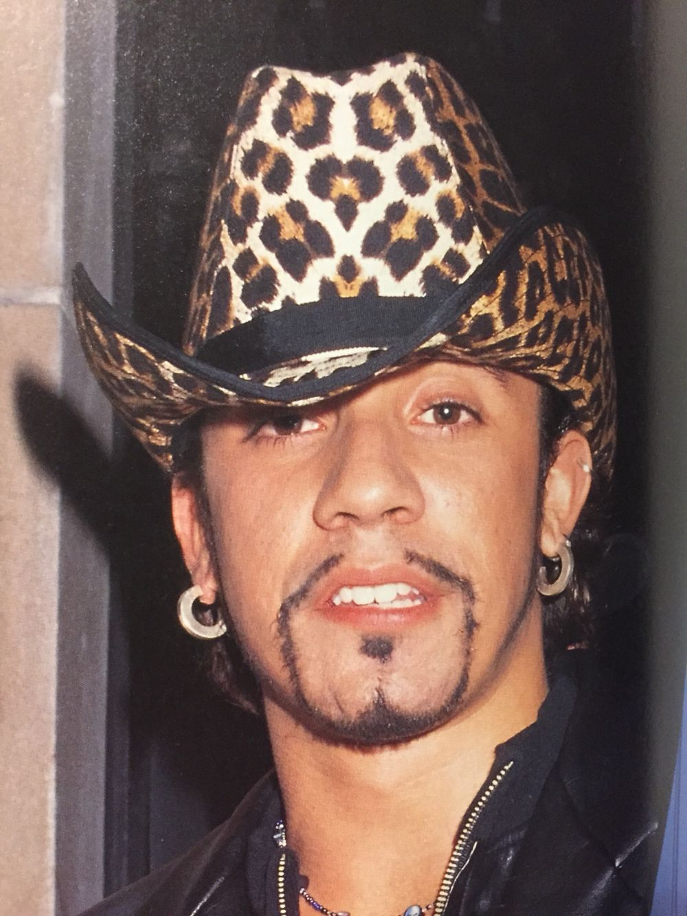 A young aj 1999 backstreet boys singer boys