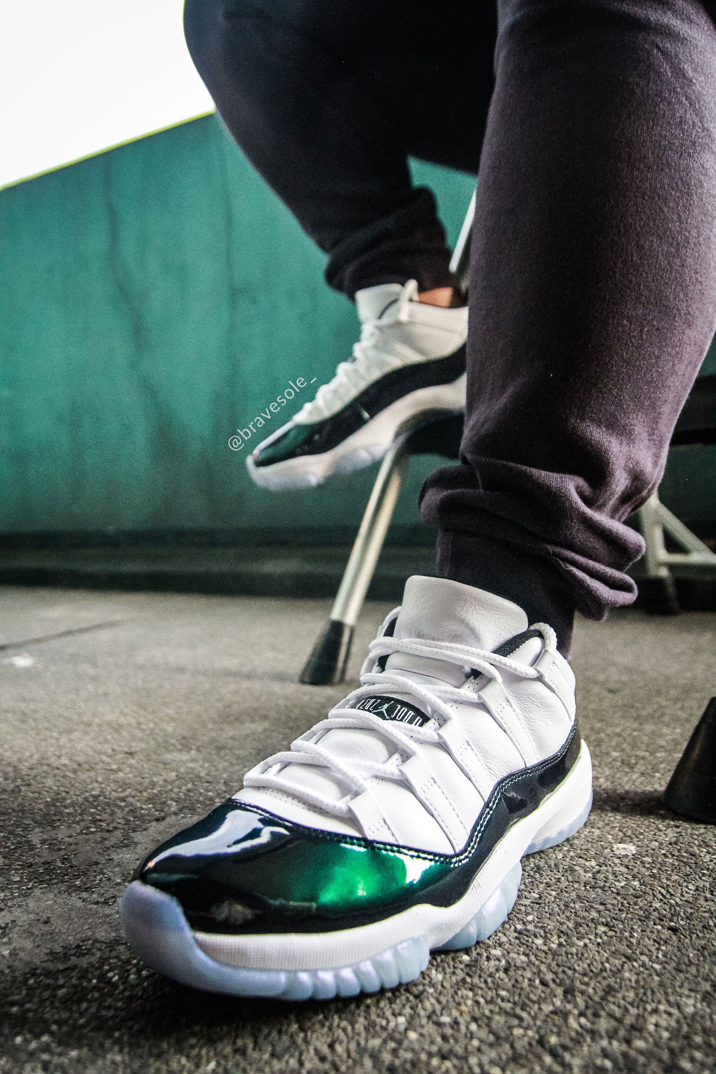 602aad29a96048 Air Jordan 11 Retro Low - Iridescent