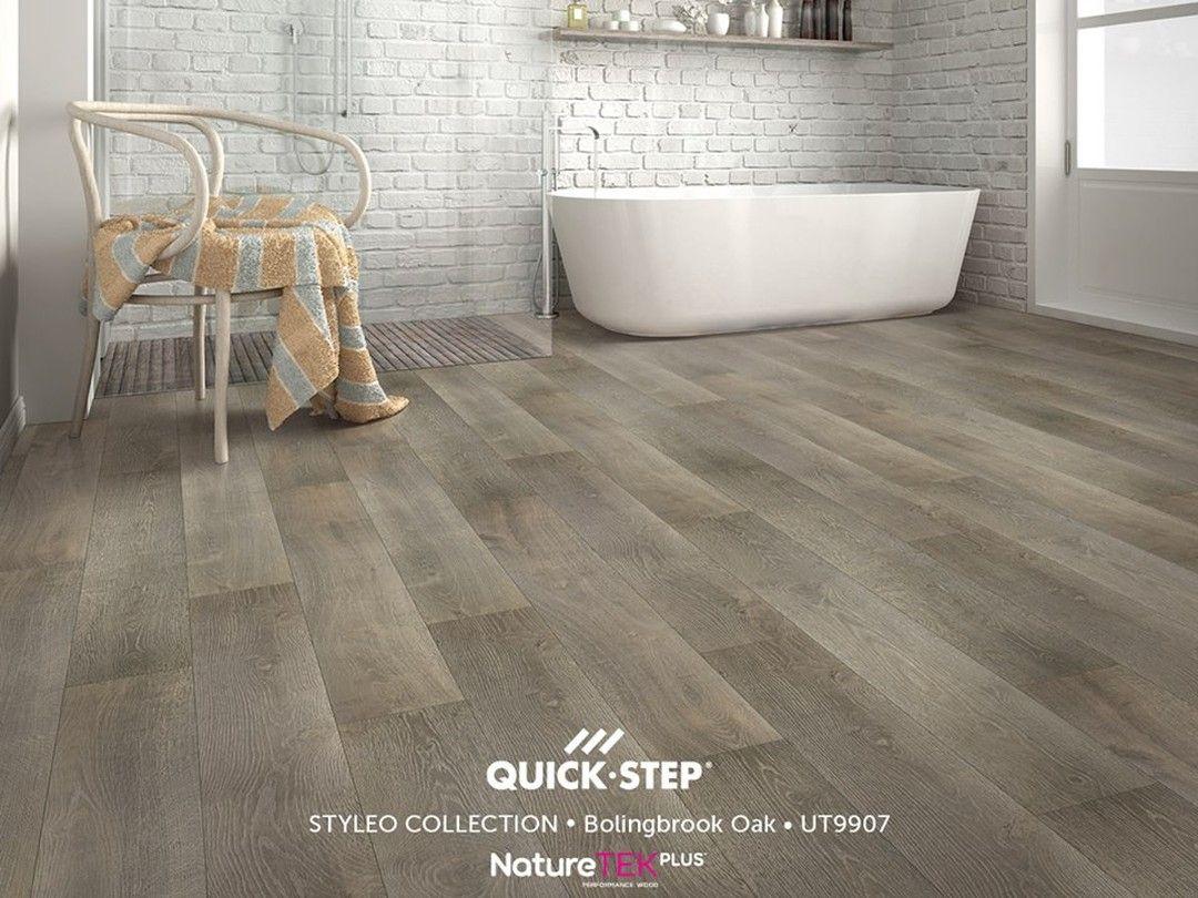 Flooring tip bathroom floors need to withstand splashes