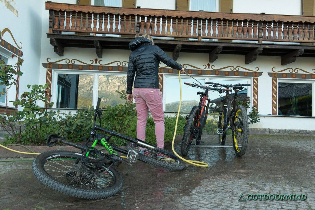 Biken in Bozen - OUTDOORMIND