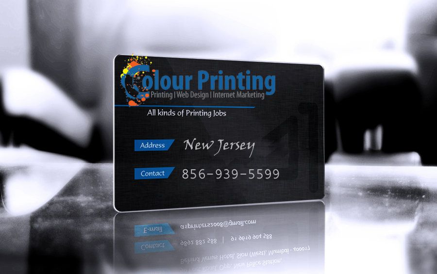 Get your Business Cards Printed by Njprintandweb.com Online. Easy to ...