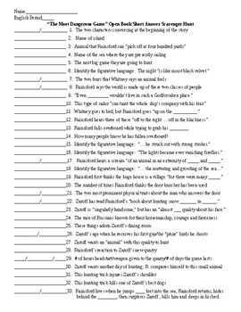 The Most Dangerous Game Worksheets   Sanfranciscolife besides  further  besides Most Dangerous Game Worksheet   Pdmdentalcollege as well The Most Dangerous Game by Richard Connell  plete Guided Reading further The Most Dangerous Game Quiz Answers   valenciafoodtourspain together with  furthermore The Most Dangerous Game  Characterization Activity by PainterLand likewise 4th Grade Fractions Worksheets Pdf Unit Test The Most Dangerous Game besides The Most Dangerous Game  Study Guide Worksheet for 7th   12th Grade together with Environmental and Land Based Science Coursework the most dangerous in addition  moreover The Most Dangerous Game Vocabulary Worksheet ABITLIKETHIS  The Most moreover The Most Dangerous Game Scavenger Hunt and KEY 33q     ELA • High moreover  furthermore The Most Dangerous Game Multiple Choice Questions Awesome Main Idea. on the most dangerous game worksheet