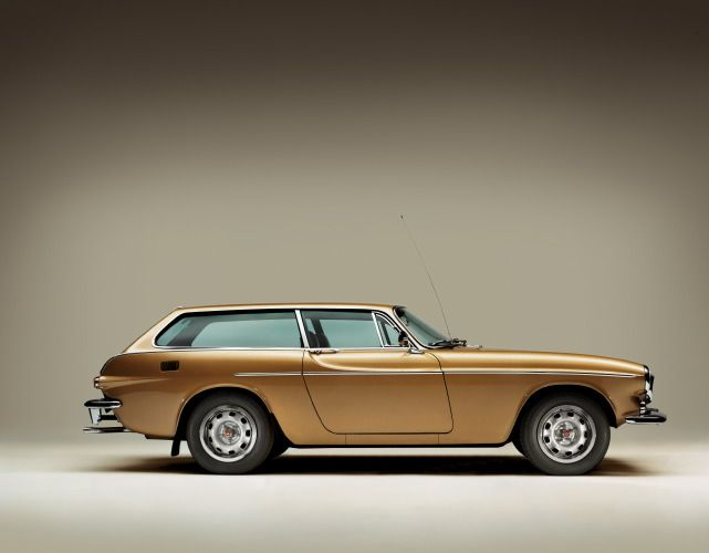 P1800 Es The Ultimate Bachelors Car Giant Trunk And Two Seats Volvo Shooting Brake Volvo Cars