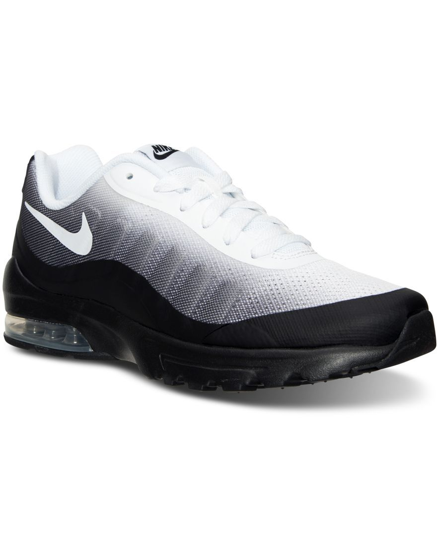 huge discount 6d6bd 4e090 Nike Men s Air Max Invigor Print Running Sneakers from Finish Line