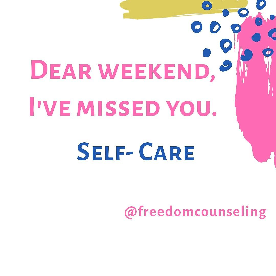 Self Care Weekend Practice What You Preach Follow Us