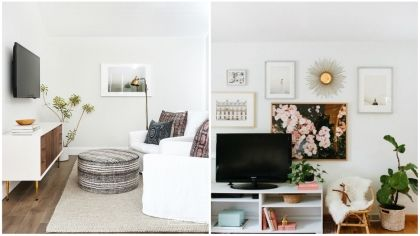 Learn how to work a big, chunky piece into your otherwise flawless decor