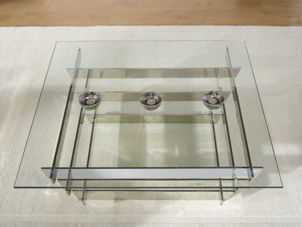 Image Result For Stainless Steel Glass Coffee Table Uk