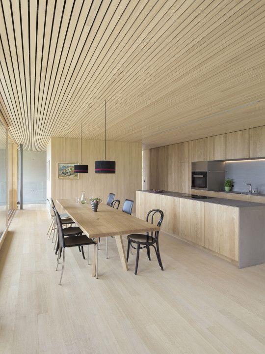Haus B, Zwischenwasser / Dietrich | Untertrifaller Architekten ...