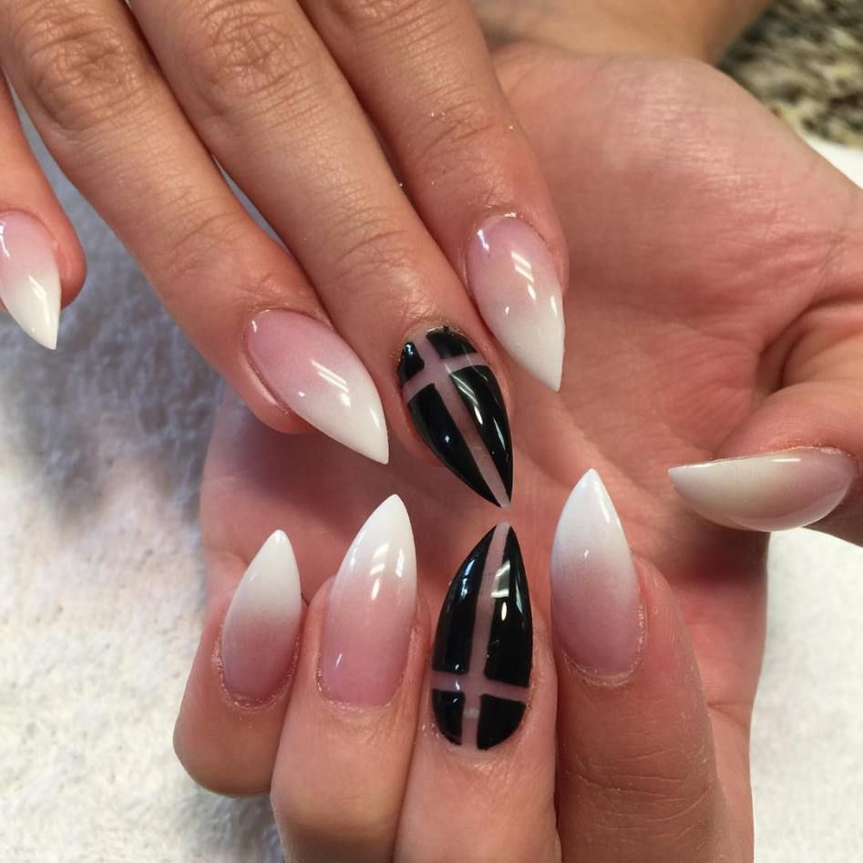 100 gel polish nails photos 2018 part ii beauty pinterest at the top of the list is the hawaiian flower nail art this design looks extremely cute and stylish the color used in this design enhances the beauty of izmirmasajfo