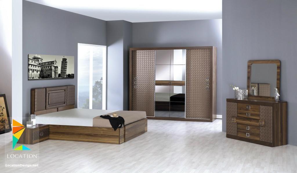 اشكال غرف نوم كاملة بالدولاب جرار 2019 2020 لوكشين ديزين نت Room Furniture Design Furniture Design Room