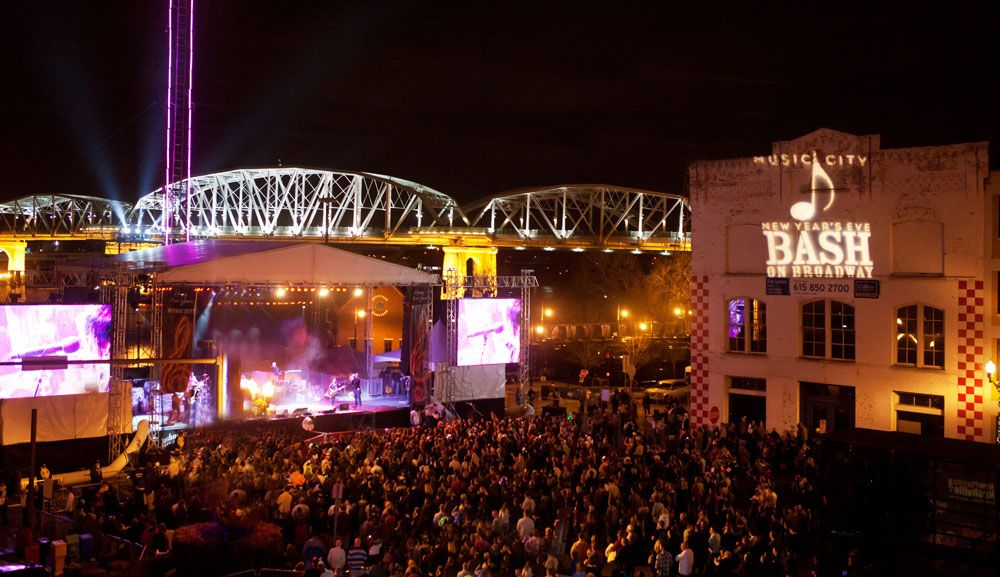 294.2. Music City New Year's Eve Bash on Broadway (With