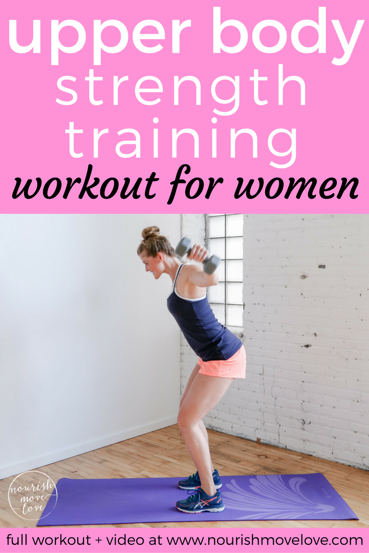 building a sculpted upper body with weight training