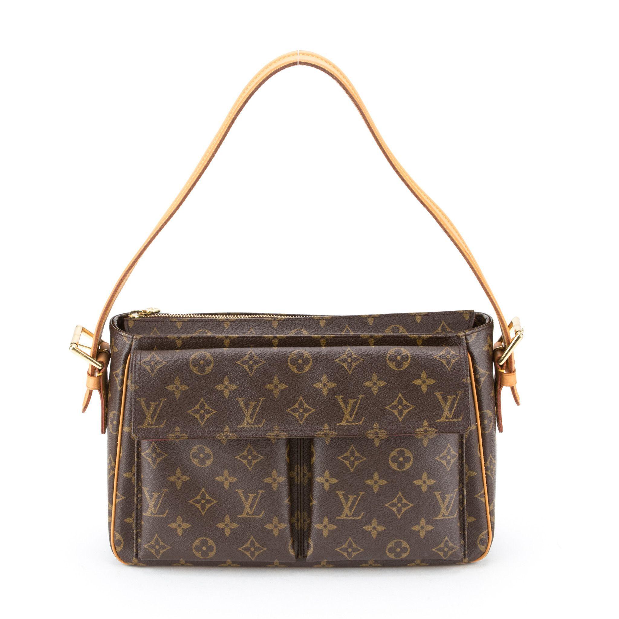 Louis Vuitton Viva-Cite GM (Authentic Pre Owned)