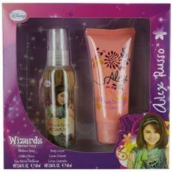 WIZARDS OF WAVERLY PLACE PERFUME SPRAY 2 OZ & BODY LOTION 2 OZ WOMEN by WIZARDS OF WAVERLY PLACE. $7.09. WIZARDS OF WAVERLY PLACE PERFUME SPRAY 2 OZ & BODY LOTION 2 OZ WOMEN. Launched by the design house of in , WIZARDS OF WAVERLY PLACE by for Women posesses a blend of: It is recommended for wear..