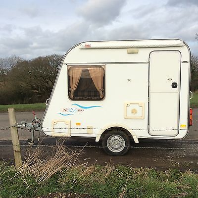 Little 2002 2 Berth Mobile Touring Miniature Micro Pod ...