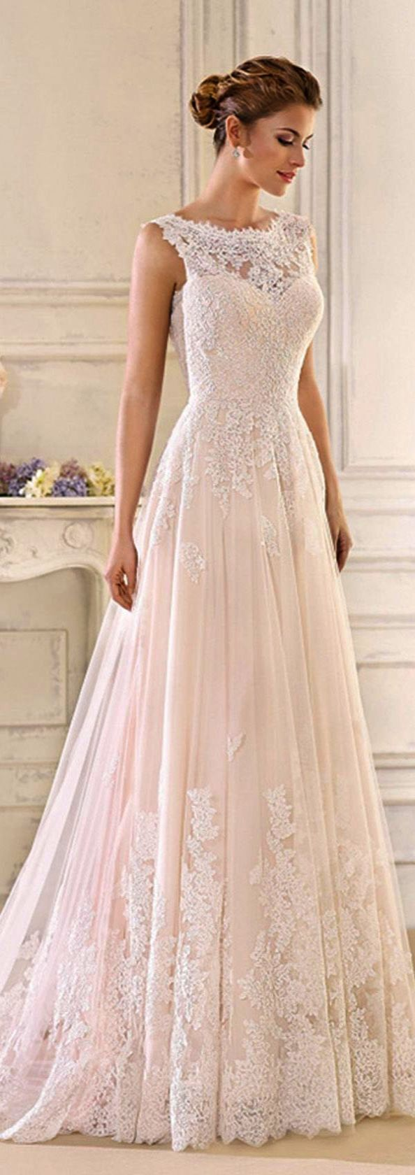 Mermaid wedding dresses with lace  Lace Wedding Dress Not Strapless Lace Mermaid Wedding Dress With