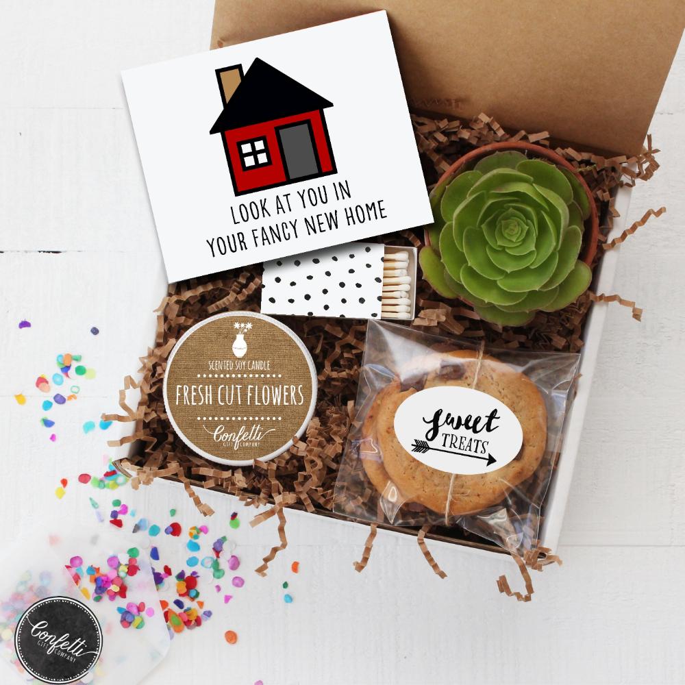New Home Gift Box - Realtor Gift | Customer Apprec