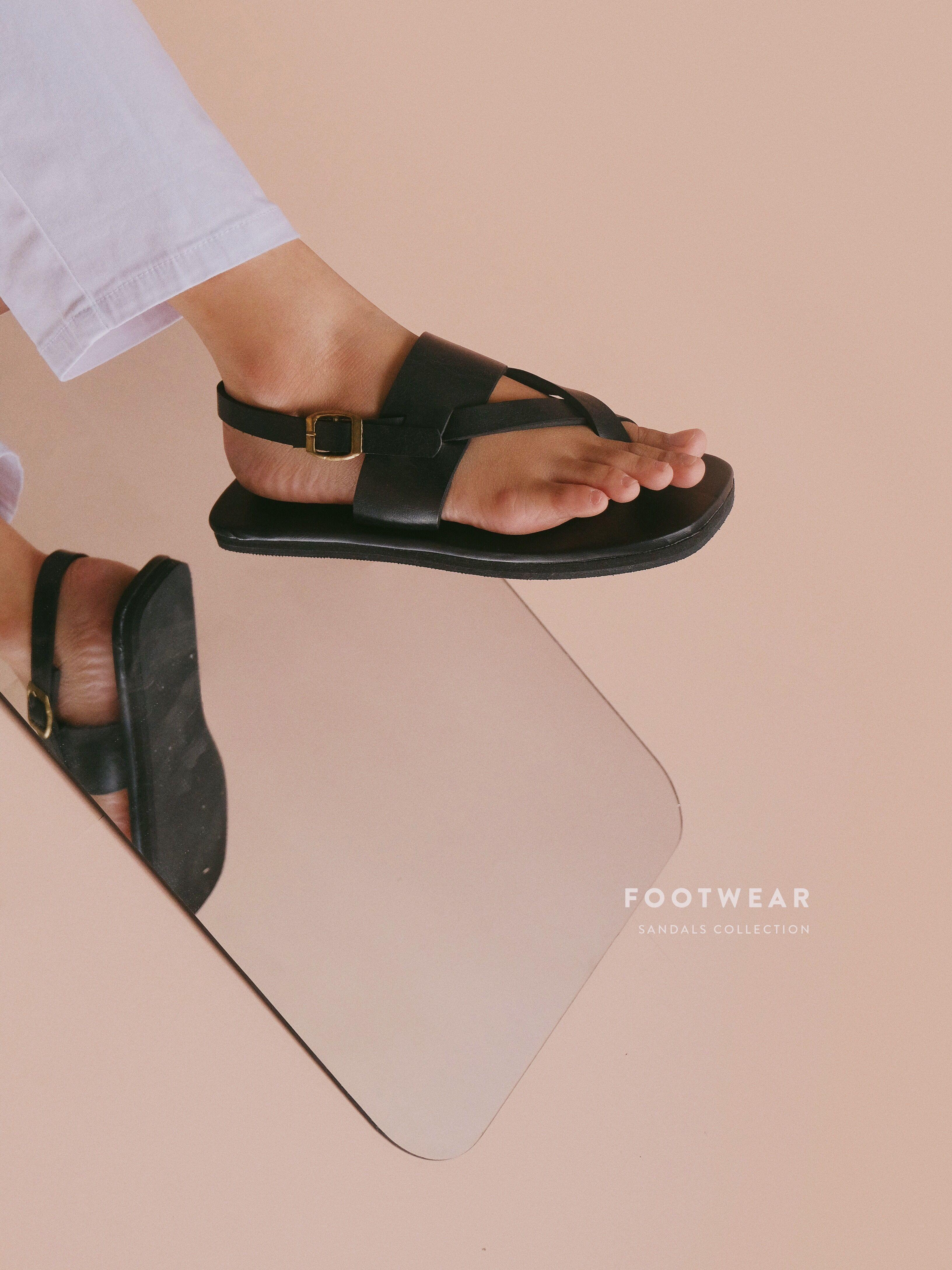 FOOTWEAR - SANDALS – ANAABU.CO