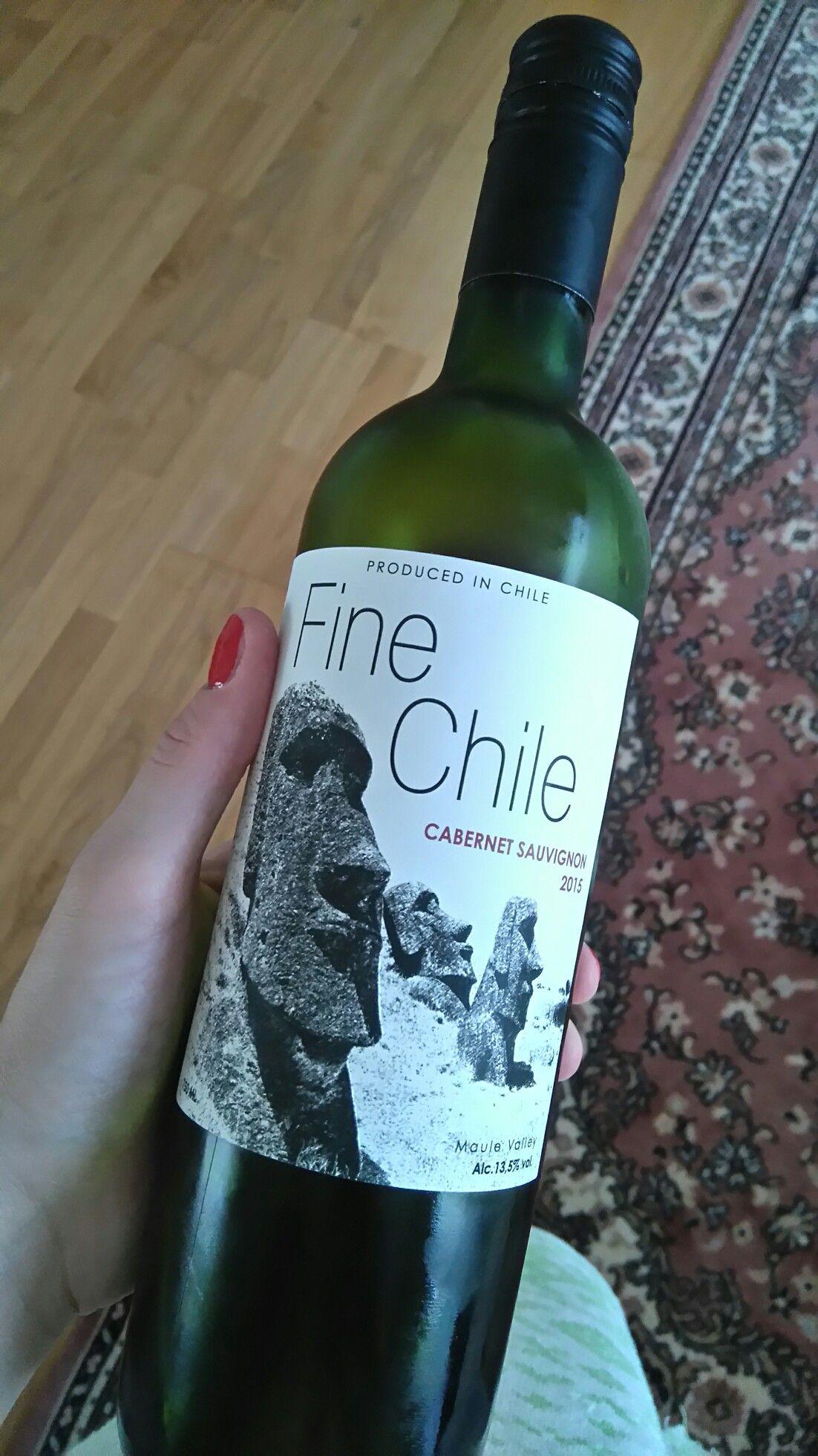 Fine Chile Cabernet Savignon