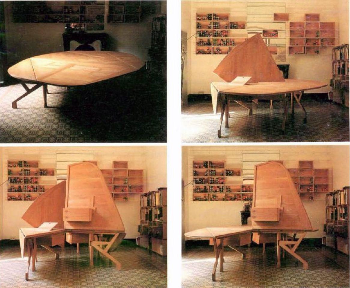 Muebles Miralles - Enric Miralles Taula Inestable 2 Muebles Para Intransit Pinterest[mjhdah]https://s-media-cache-ak0.pinimg.com/originals/ea/8f/37/ea8f37ca1ffa0aa345dba1faa3982dd8.jpg