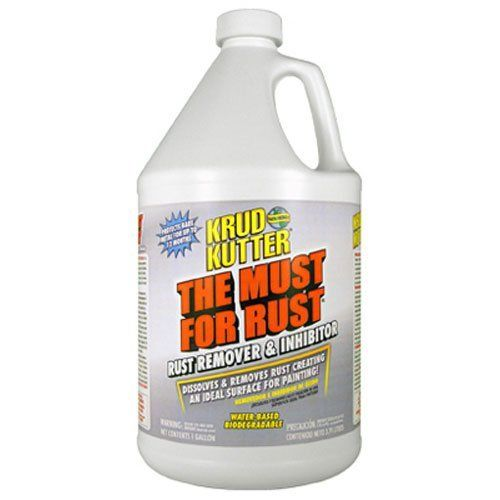 Krud Kutter Mr016 Rust Remover And Inhibitor 1 Gal To View