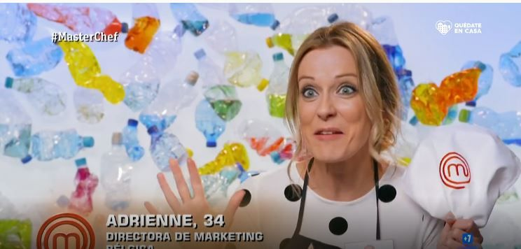 Adrienne Concursante De Masterchef 8 Television Tdt Online Gratis Master Chef Marketing