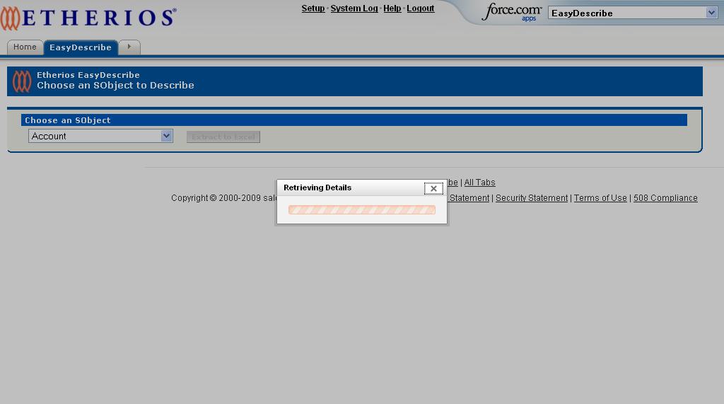 Etherios EasyDescribe Free MetaData Viewer/Extractor