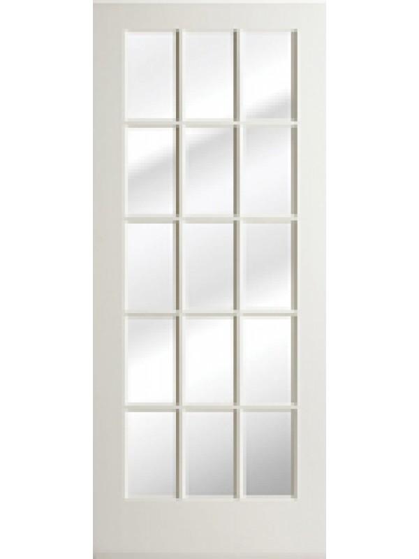 80 Primed French Single Door 1515 In 2020 Doors Interior Discount Interior Doors Glass Doors Interior