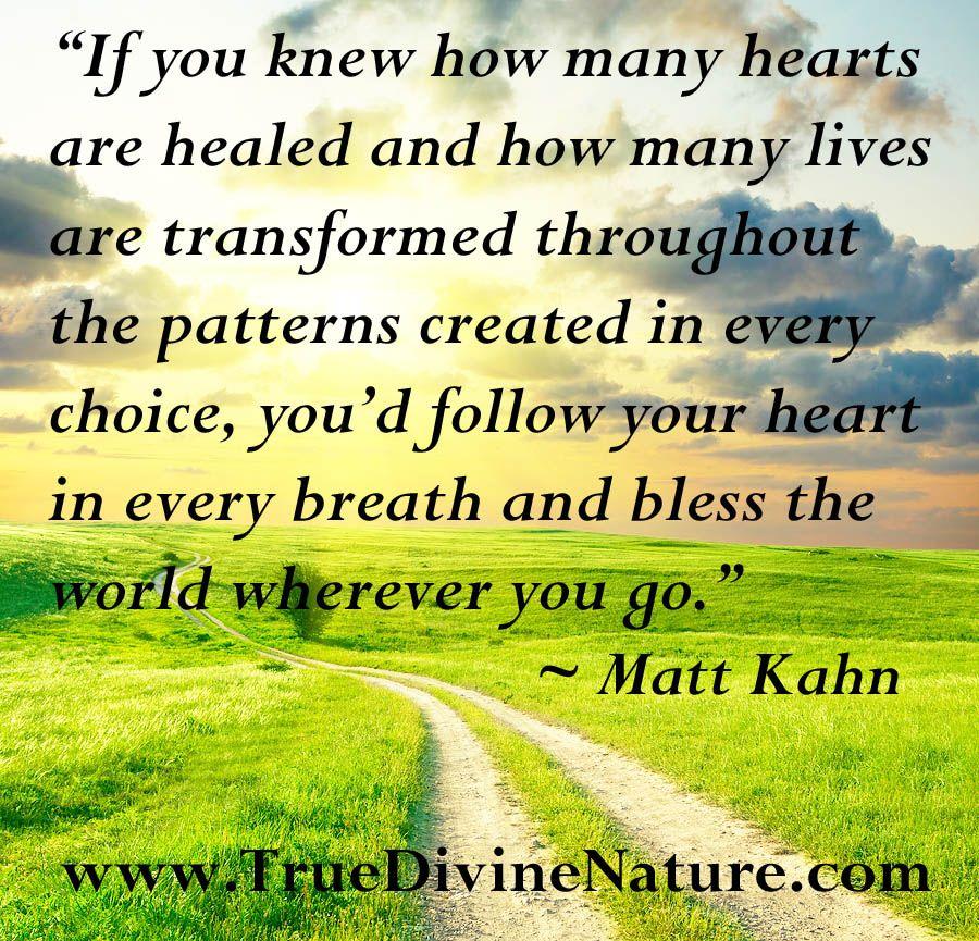 Matt Kahn Quotes Beauteous Favorite Quotes From Spiritual Teacher And Intuitive Healer Matt
