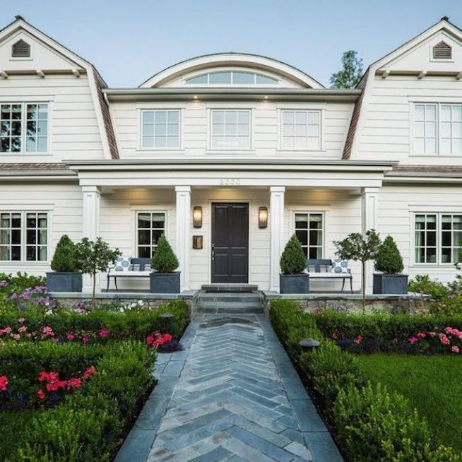 Best Design Crush The Fox Group Home Exteriorsbecki Owens 400 x 300