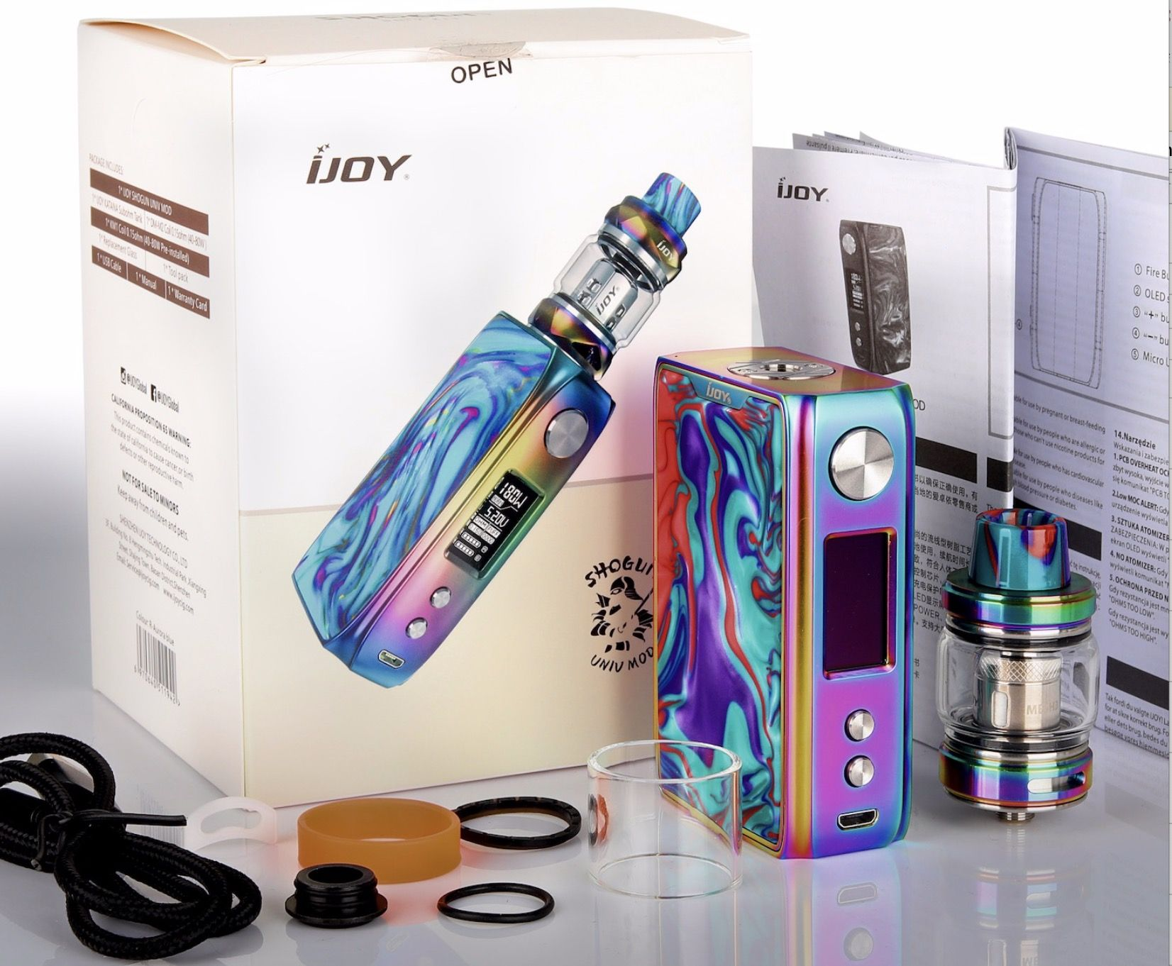 Pin on Products of IJOY