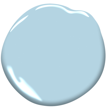 2062 60 Blue Hydrangea Benjamin Moore Colors Paint Colors