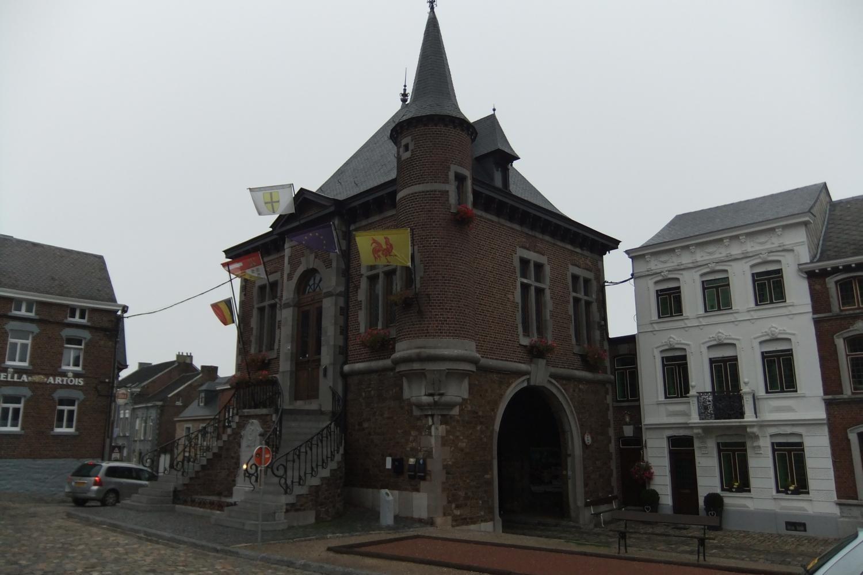Old cityhall, Thimister-Clermont, Belgium