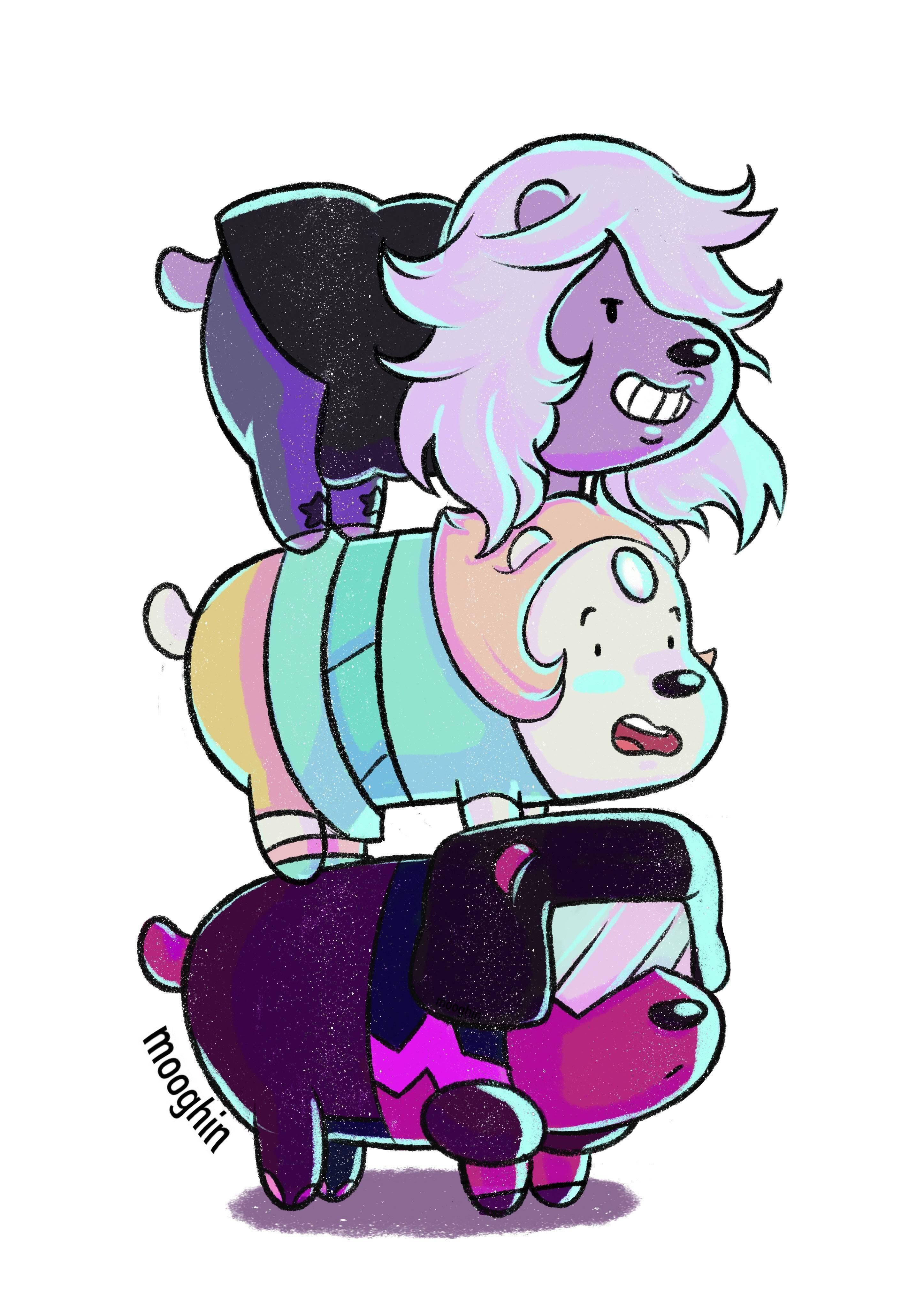 We Bare Gems | Steven Universe
