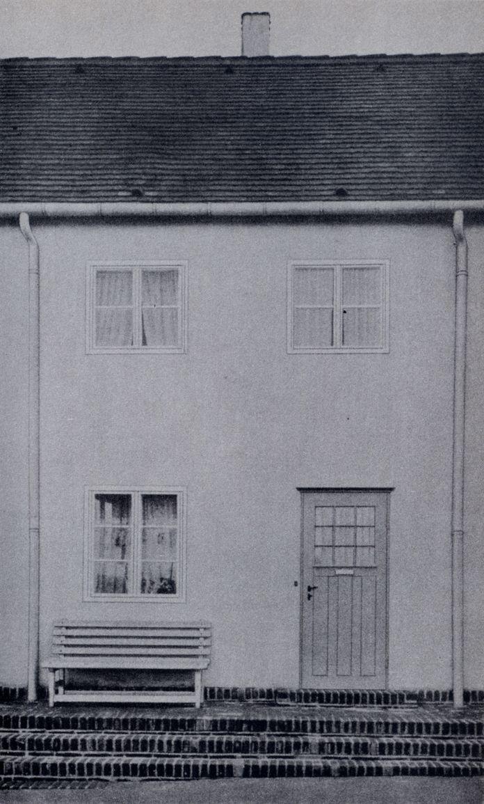 Ad P Architetti heinrich tessenow hellerau, 1912 source (mit bildern