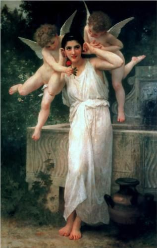 Youth - William-Adolphe Bouguereau