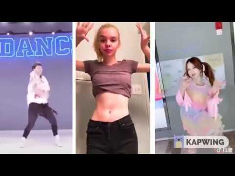 Beautiful And Cute Girl Dance Video In Tik Tok China Youtube Girl Dance Video Dance Videos Girl Dancing