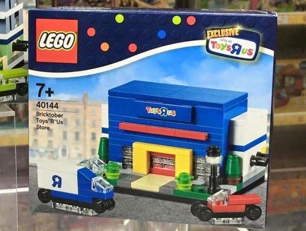 ToyzMag.com » Exclu Lego Toys « R » Us Hong Kong | Lego toys. Toys. Toy r
