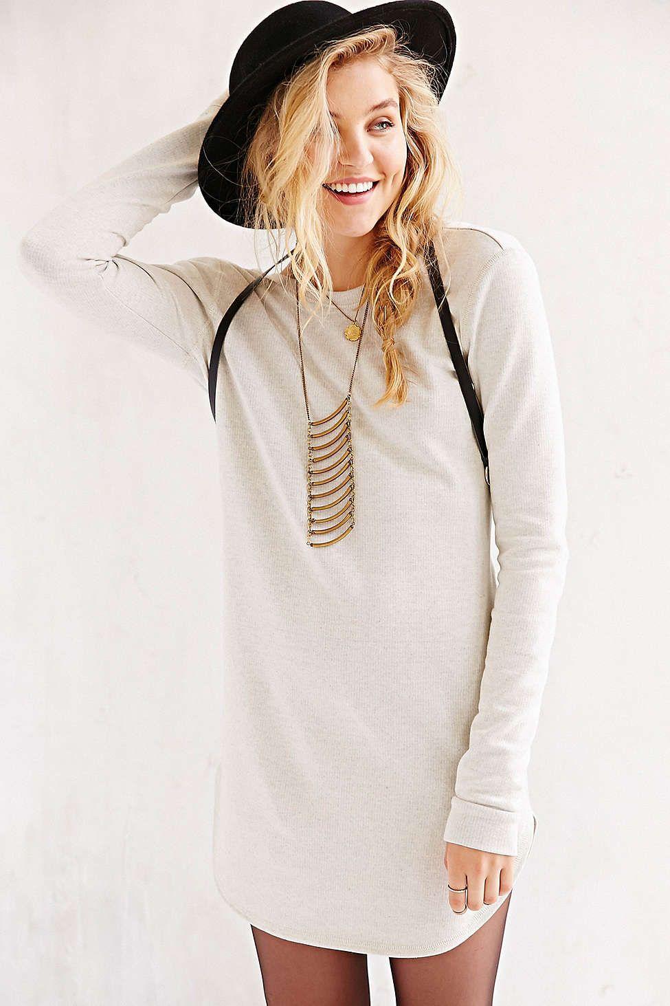 Beige long sleeve backless dress dresses pinterest long sleeve