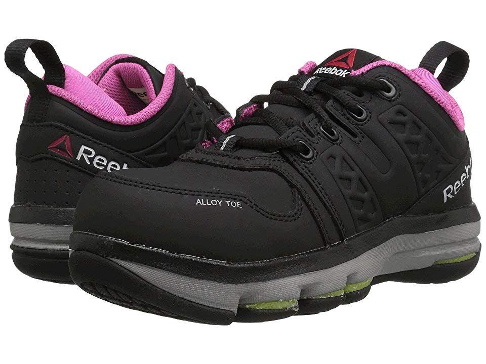 Reebok Work DMX Flex Work Women's Work Boots Black/Pink