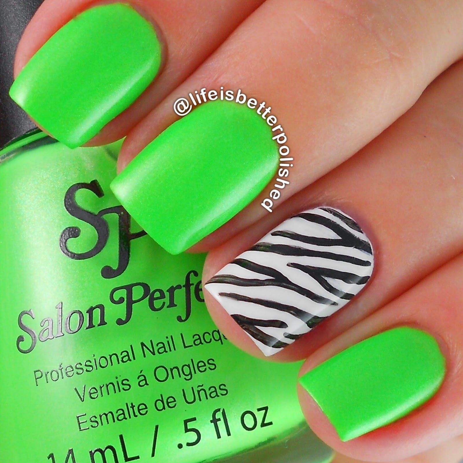 salon perfect neon pop collection