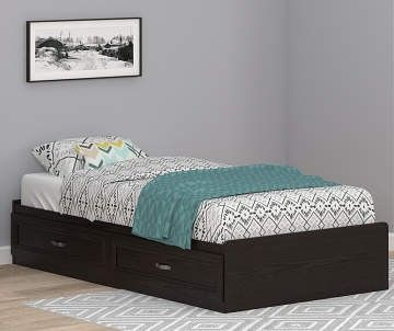 Best Pin By Verna Rayman On Rylee S Room Bed Oak Bedroom 400 x 300