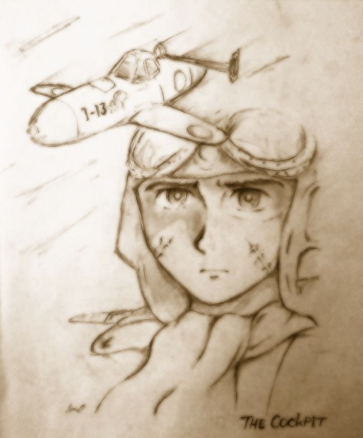 THE COCKPIT by Reiji Matsumoto