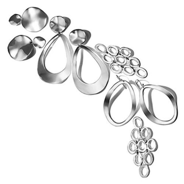 Lee Michaels Fine Jewelry 601.957.6100 Radiant Ippolita sterling silver.. @renaissanceatcolonypark #leemichaelsfinejewelry #shoprenaissance #leemichaels #jewelry #sterlingsilver #ippolita