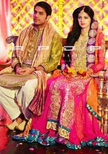 Gohar Mumtaz & Anam Ahmed Wedding Pictures   Pakistani Showbiz Buzz