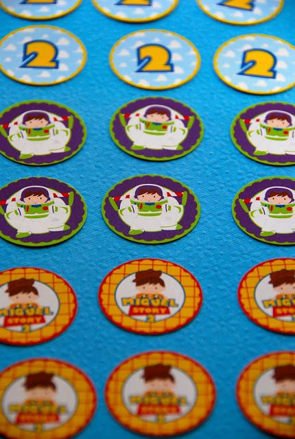 Ideias do Studio: festa Toy story [woody]