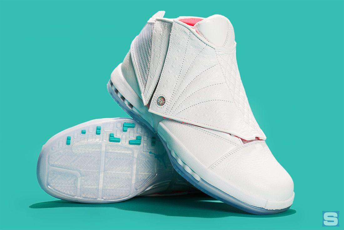 a040576e9af5 SoleFly x Air Jordan 16